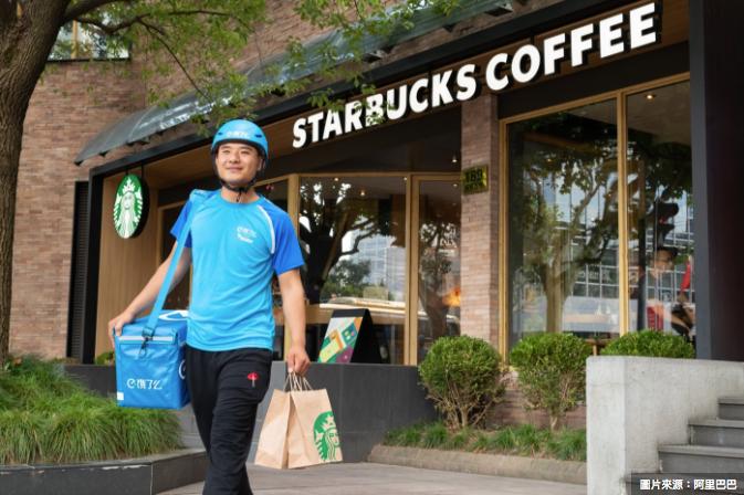 Starbucks x Alibaba
