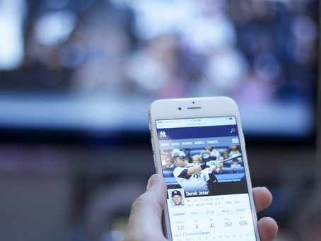 The future of television advertising is up in the air, on the air and also on mobile