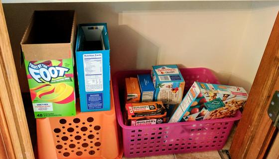 Solutions that Work: Food Storage