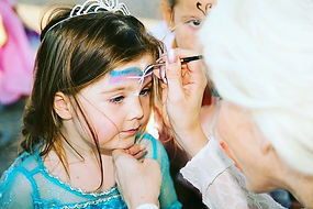 mermaid ariel Elsa kids parties elsa and anna childrens entertainment brisbane princess parties girl parties disney party frozen olaf elsa anna fairy fairies princesses face-painting
