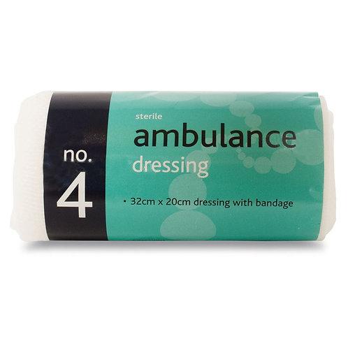 Ambulance Dressing No.4