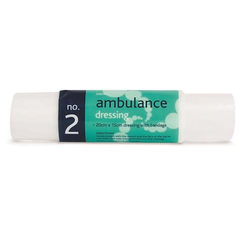 Ambulance Bandage No.2