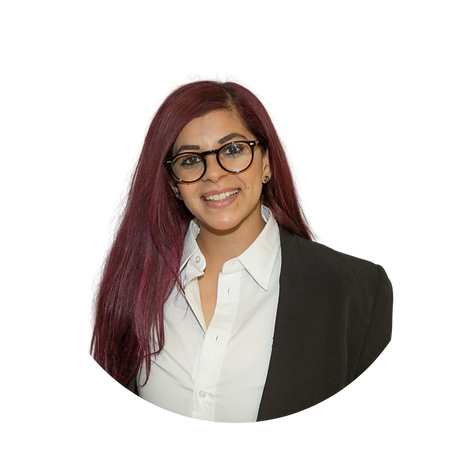 I am a lawyer - Shannel white background