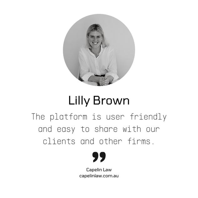 Copy of Testimonials feedback - Lilly Br