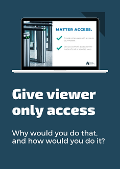 Flyer - viewer only matter access (1).pn
