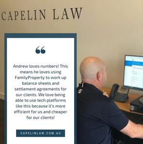 Customer feedback Capelin Law.png