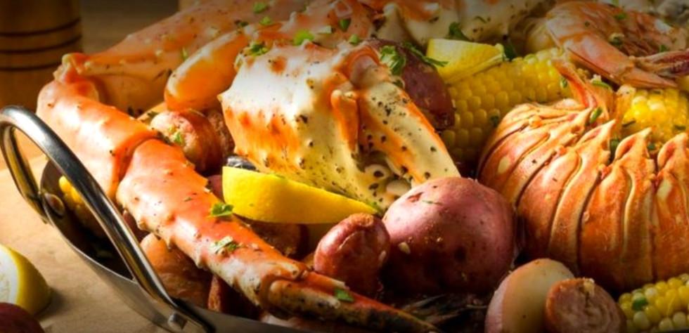 ZAKA seafood boil