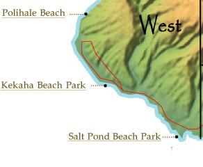 West Side Snorkel Spots