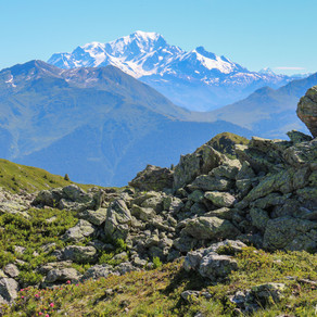 Conversation avec le Mont-Blanc