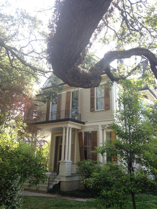 Renovation of and Additions to 907 South Carrollton Ave., New Orleans, LA