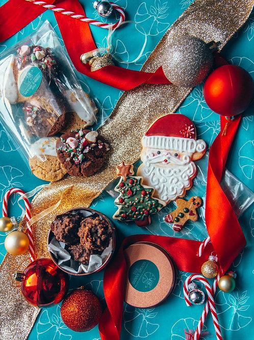 The Christmas box! Selection of festive treats