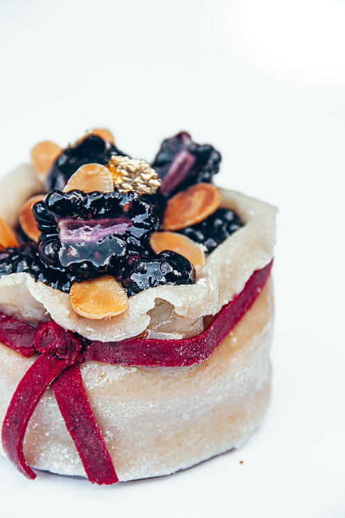 LONDON ONLY Box of 4 fresh patisseries DELIVERED ON THE 16TH OF OCTOBER