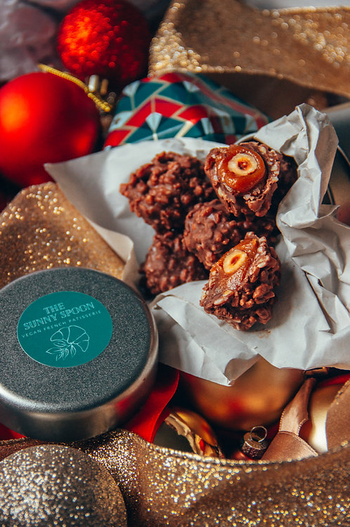 Hazelnut Praline mylk chocolate Ferrero truffles GLUTEN FREE