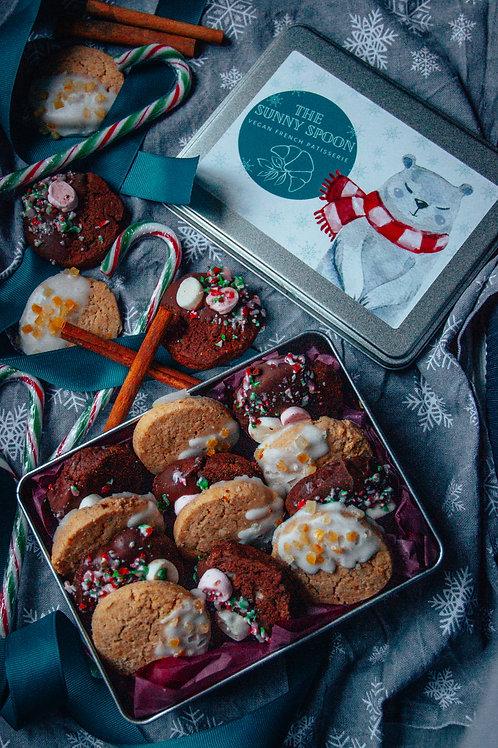 The Christmas Cookie Tin!