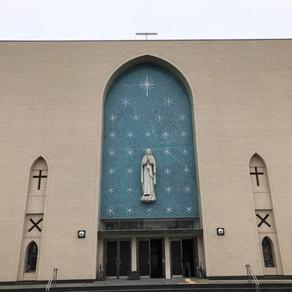 カトリック玉造教会・大阪カテドラル聖マリア大聖堂