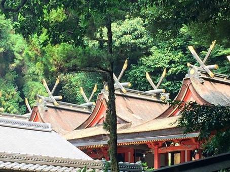 枚岡(ひらおか)神社