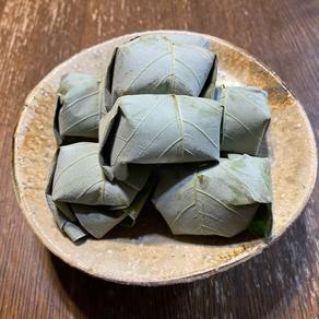 朴の葉寿司(ほうのはすし)