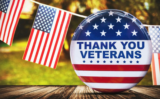 It's Veterans Day