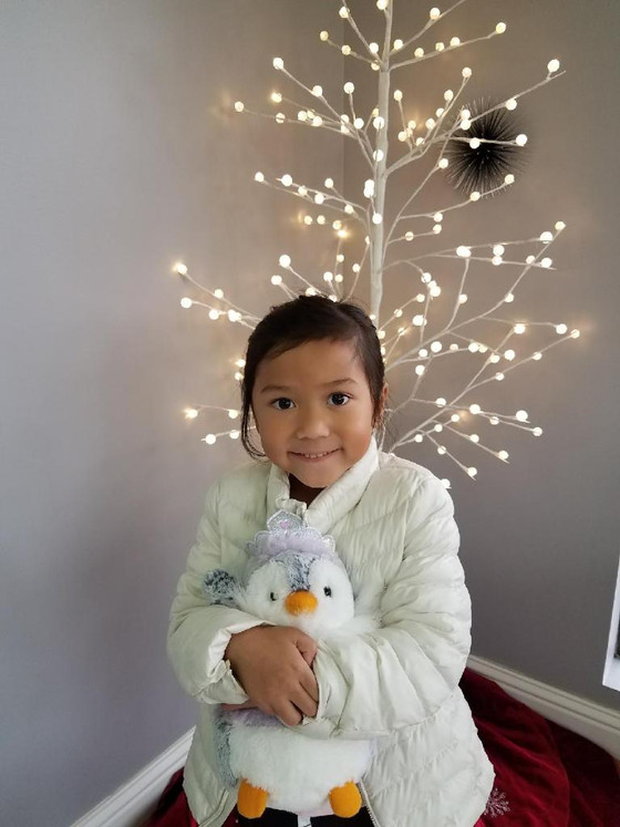 Congratulations to our Holiday Penguin Contest winner!