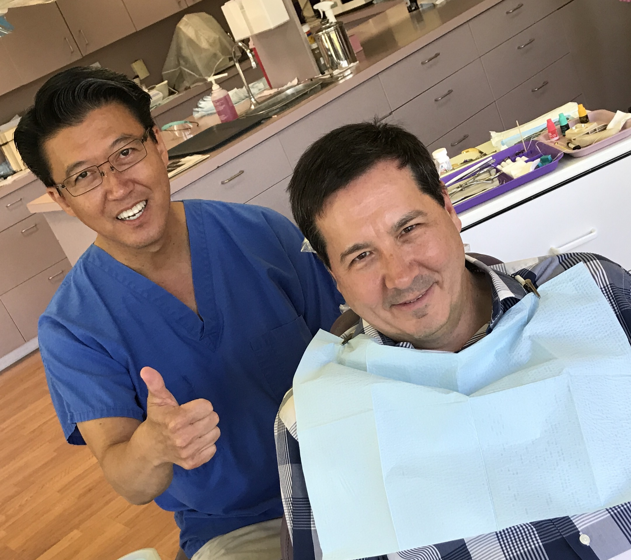 Adult dentistry at Dr. Benjamin Cho