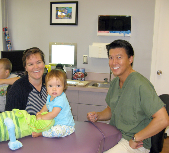 How do I prepare my child for their dental visit?