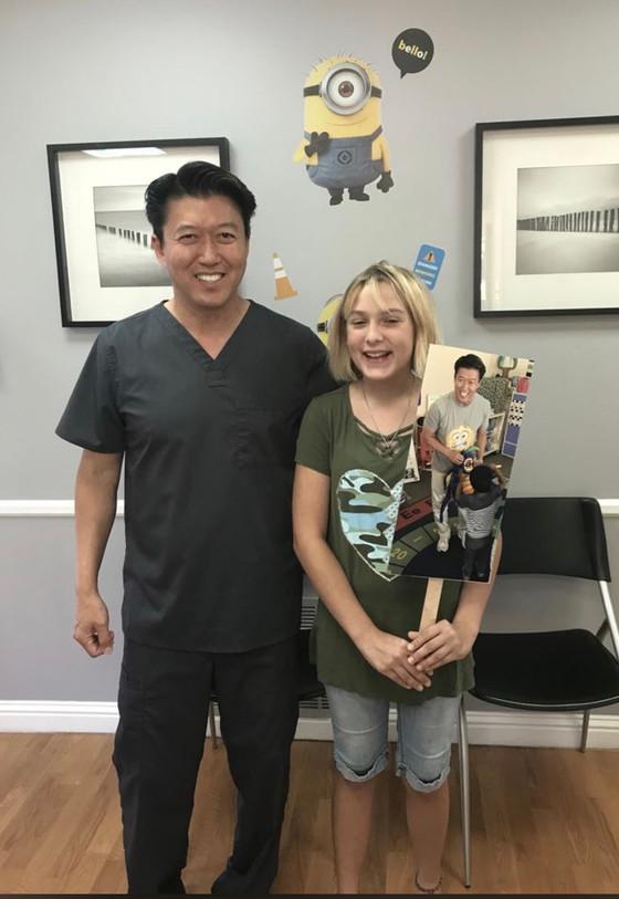 Who lovestheir dentist?
