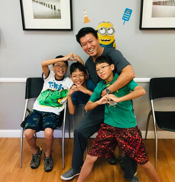 Best kids dentist? Our patients think so!