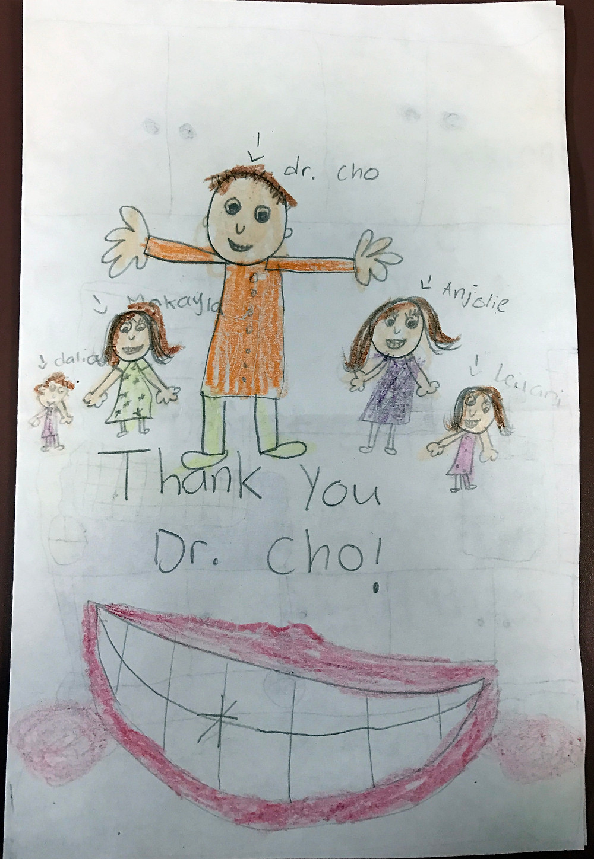 Kids in San Jose love Dentistry for Children and Dr. Benjamin Cho