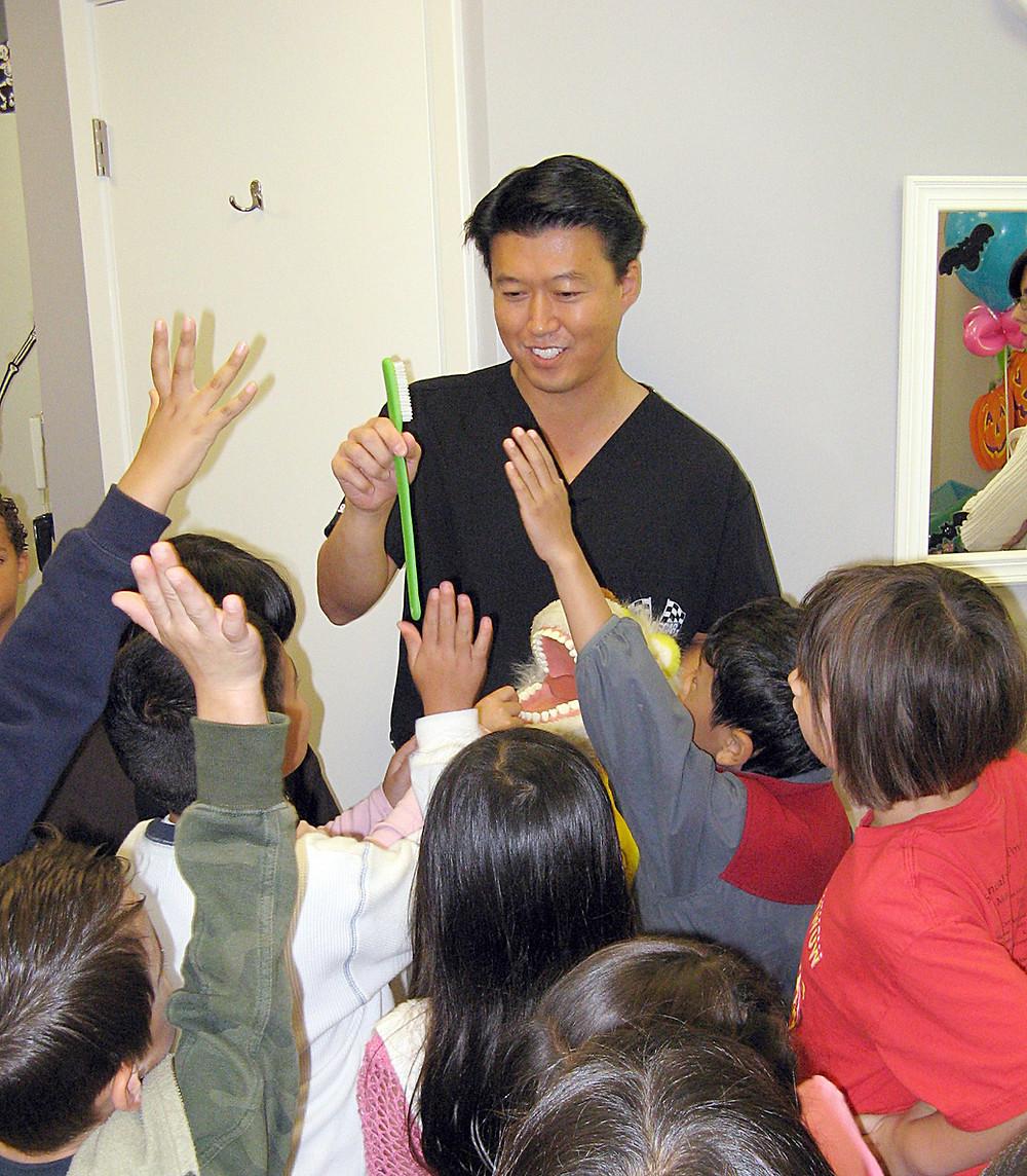 Best children's dentist visit San Jose