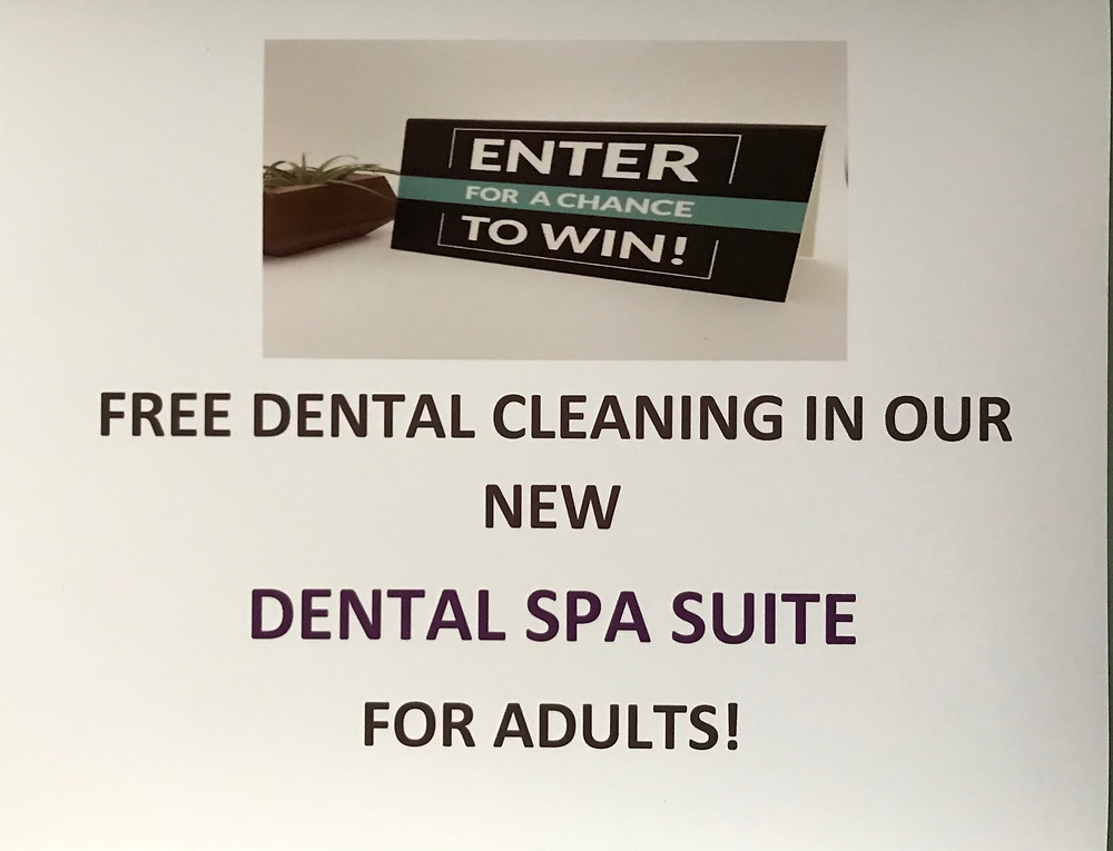 Free dental SPA contest San Jose