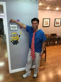 Dr. Benjamin Cho Bay Area Children's Dentist