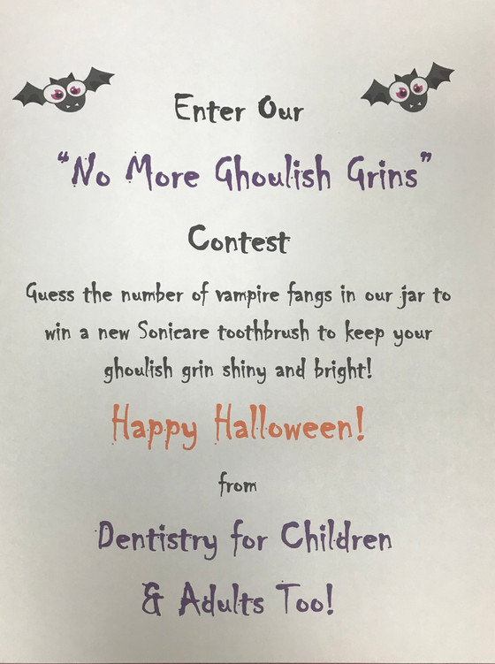 How does this San Jose kid's dental office celebrate Halloween?