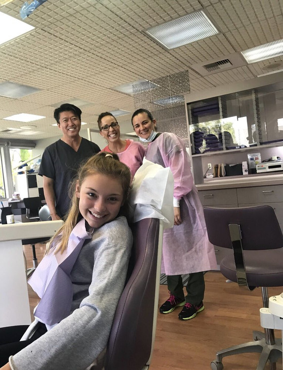 Making beautiful smiles, it's what we do!