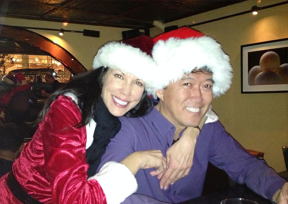 Happy Holidays from Dr. Benjamin Cho