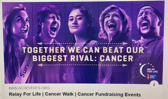 Join us at the Campbell Relay for Life this Saturday