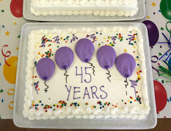 45 years of Dentistry for Children!