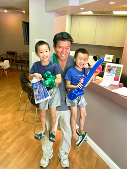 Bay Area Kid's Dentist Great Time