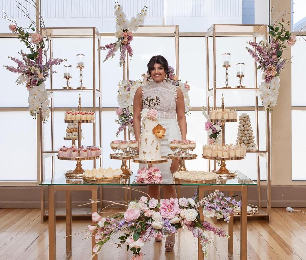 sydney, wedding, stylist, planner, bride, vintage, engagement, proposal, love, gold, pink, bride, dress