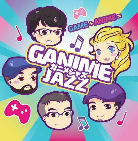 GanimeJazz CD cover.png