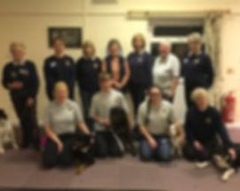 Good Comapnion Dog Training Club Team
