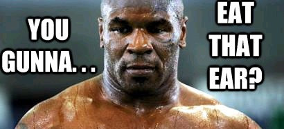 How Mike Tyson became a Chinese Meme