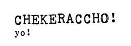 Chekeraccho