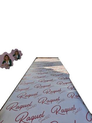 שטיח כניסה ליום הולדת 1\4 מטר