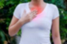 women with symptomatic acid reflux..jpg