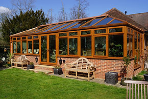 Conservatory in Charlwood Surrey