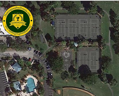 Tennis Courts Dominguez Pro Tennis