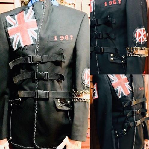 Punk Brit Blazer