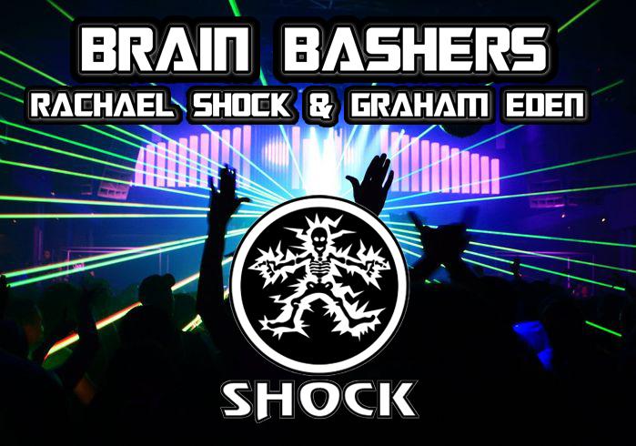 brain bashers club shot logo