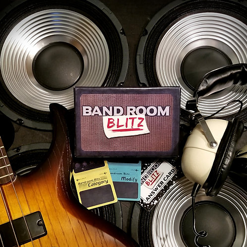 SHINY Band Room Blitz