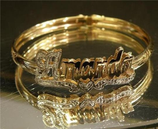 14K Gold Plated Bangle (Kids)